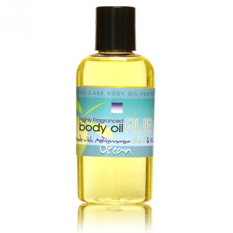 body oil RUB 2oz<br>Ocean