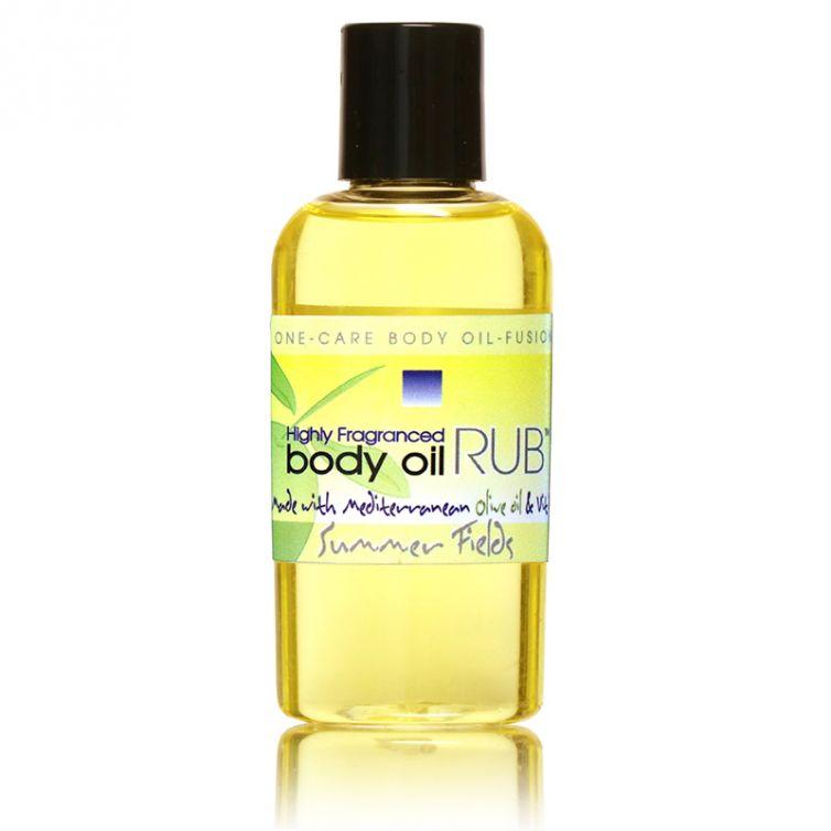 body oil RUB 2oz<br>Summer Fields