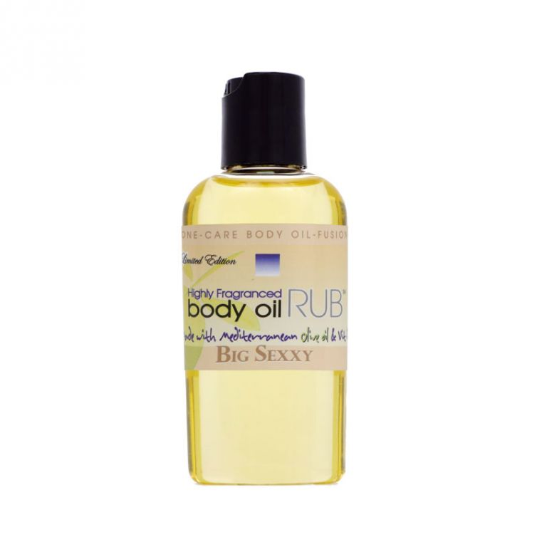 body oil RUB 2oz<br>Big Sexxy