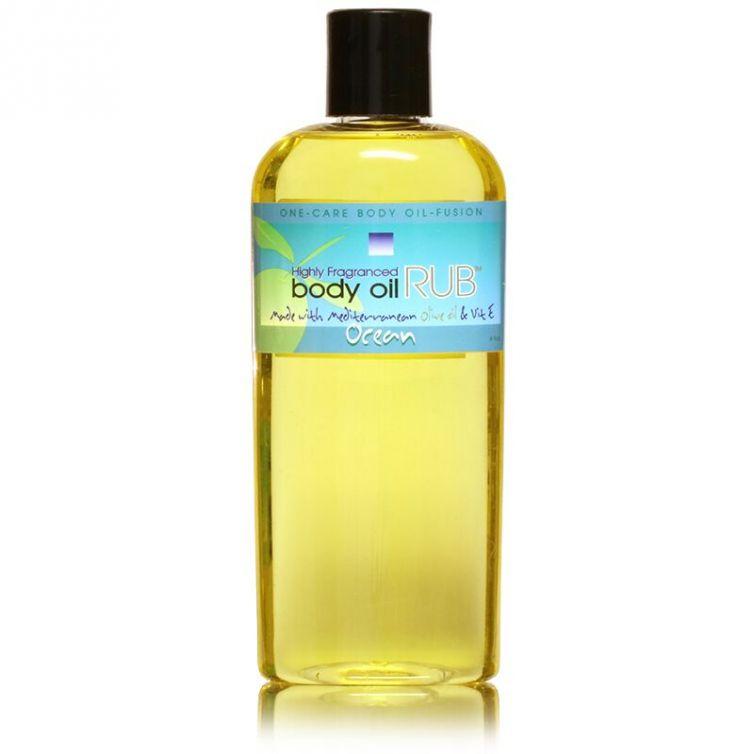 body oil RUB 8oz<br>Ocean