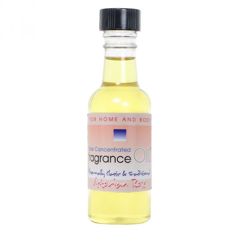 fragrance OIL 50ml<br>Victorian Rose