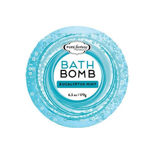 Bath Bomb<br>Eucalyptus Mint