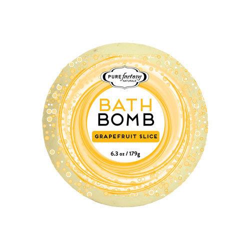 Bath Bomb<br>Grapefruit Slice