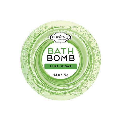 Bath Bomb<br>Lime Sugar