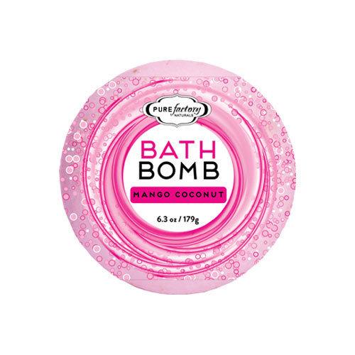 Bath Bomb<br>Mango Coconut