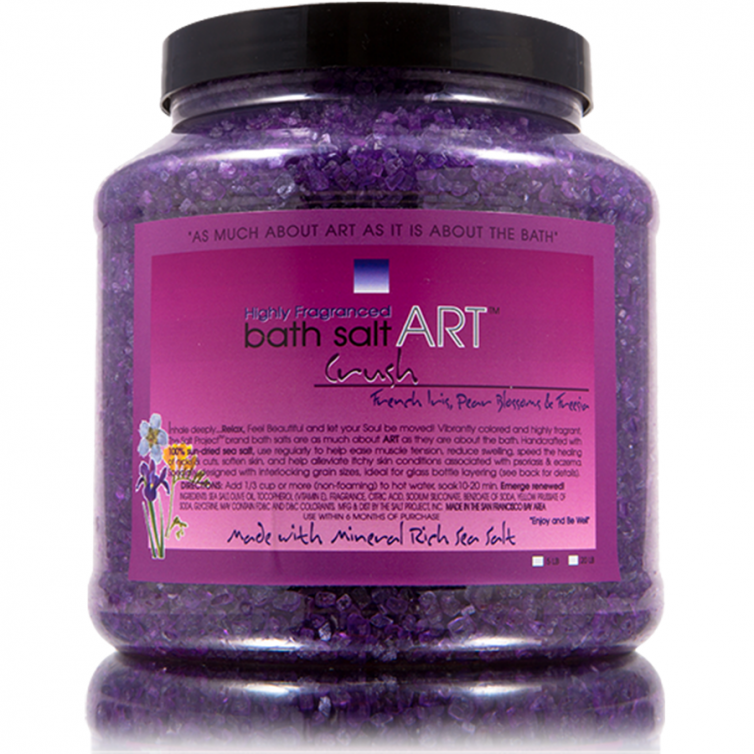 bath salt ART 5LB<br>Crush