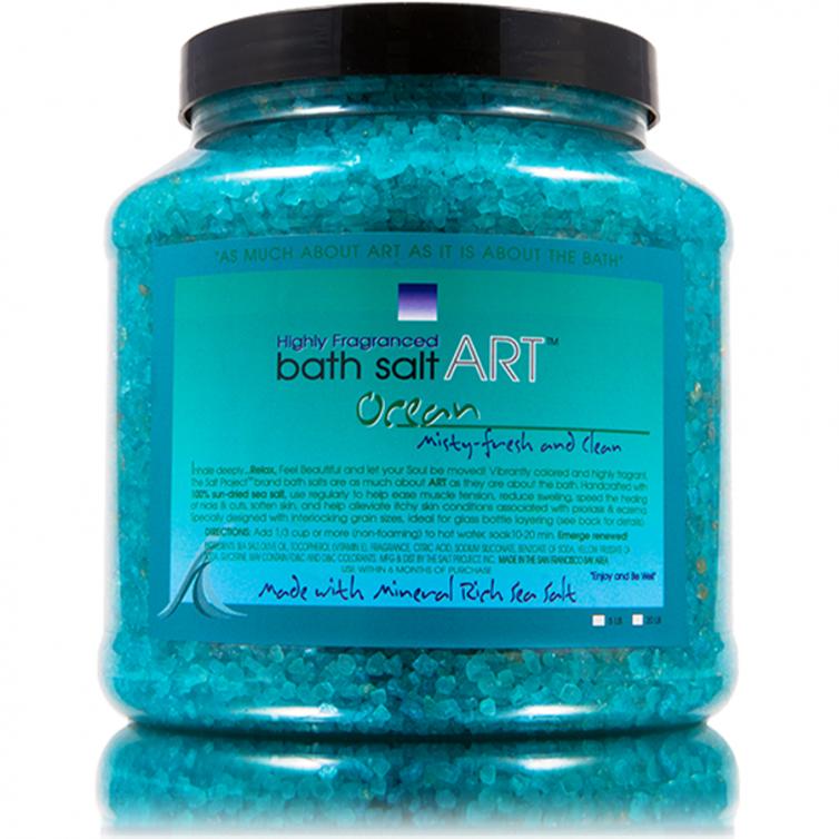 bath salt ART 5LB<br>Ocean