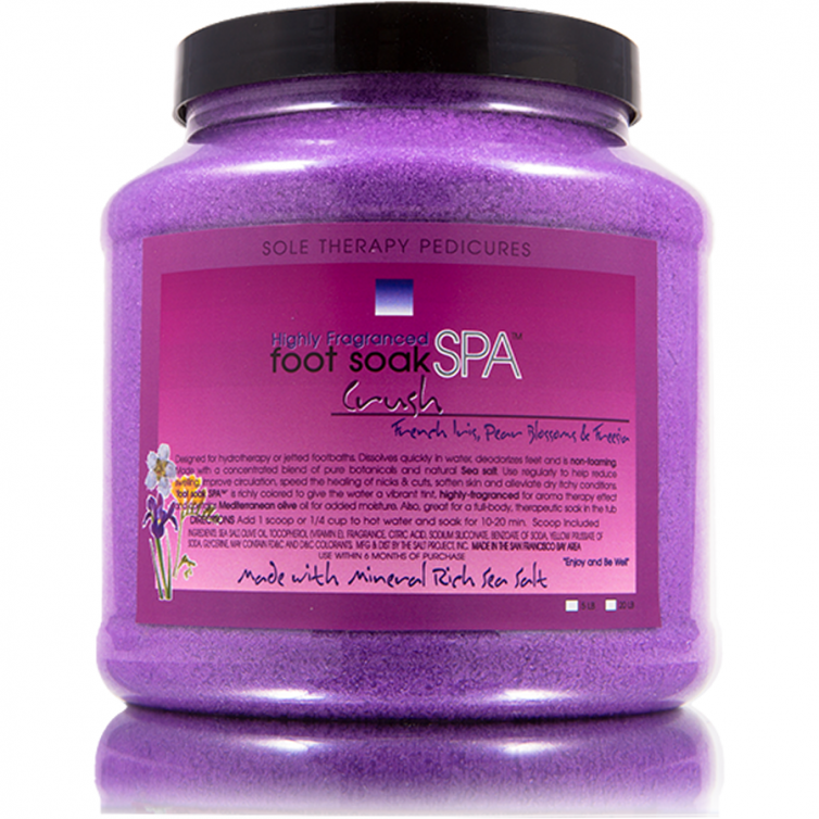foot soak SPA 5LB<br>Crush